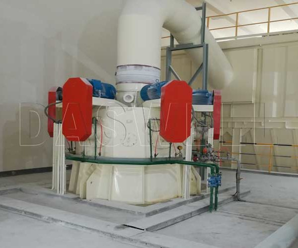 Air Classifier for Calcium Carbonate