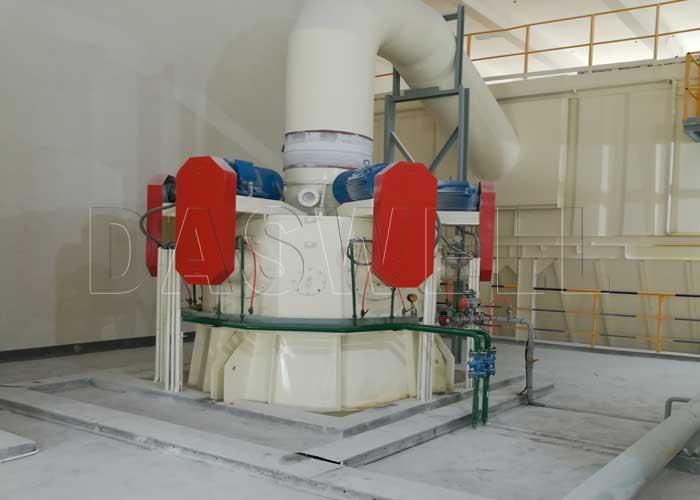Air Classifier for Calcium Carbonate