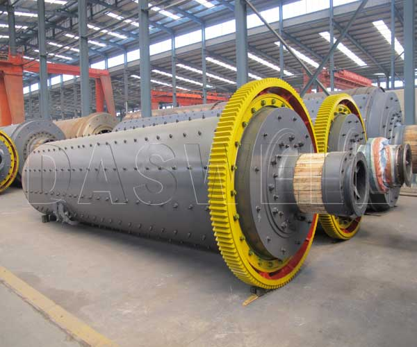turnkey calcium carbonate ball mill plant