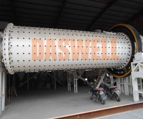 turnkey calcium carbonate ball mill