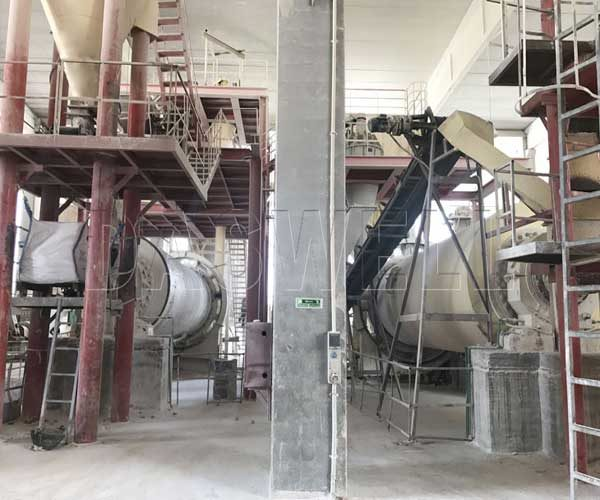 Silica and Feldspar Grinding Plant Solution for Customer