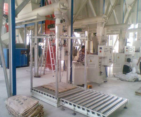 calcium carbonate powder processing equipment