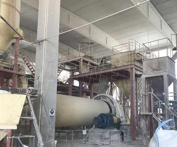 quartz grinding plant supplier