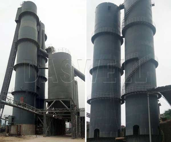 lime calcination plant manufacturers