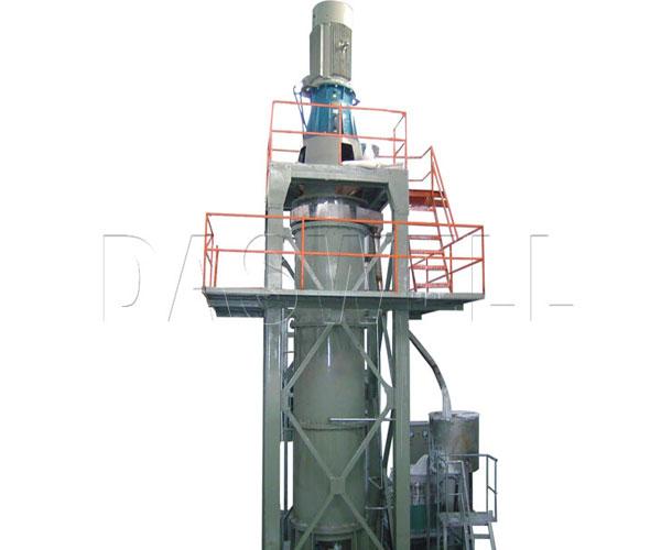 grinding equipement for calcium carbonate process