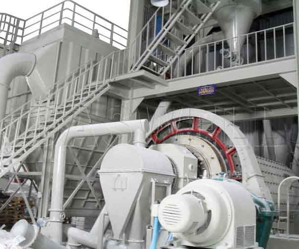 grinding ball mill for calcium carbonate