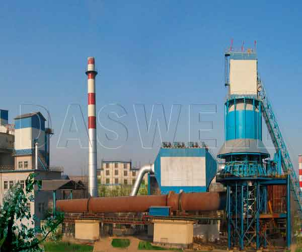 lime kiln manufacturer Daswell