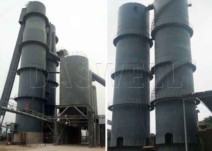 vertical lime kiln manufacturer in china