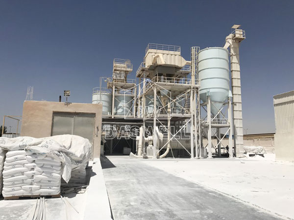 complete set of coating process