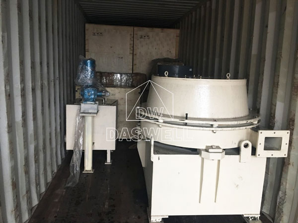 daswell coated equipment egypt