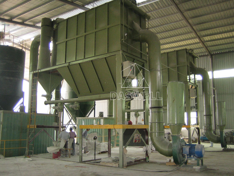 DR-198 grinding mill