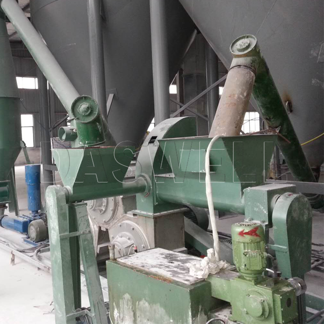 DC300 powder coating machine
