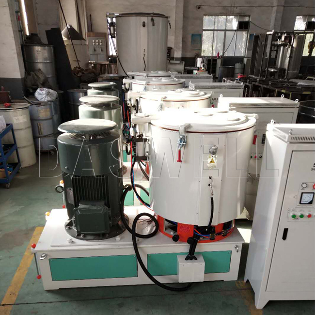 Daswell high-speed mixing coating machine for sale