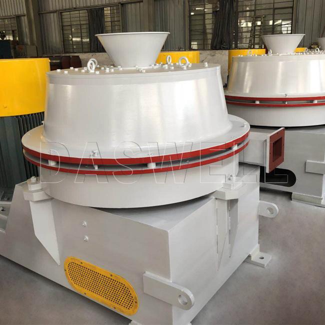 UCOAT750 powder surface modificatin machine