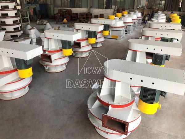 daswell calcium carbonate coating production line