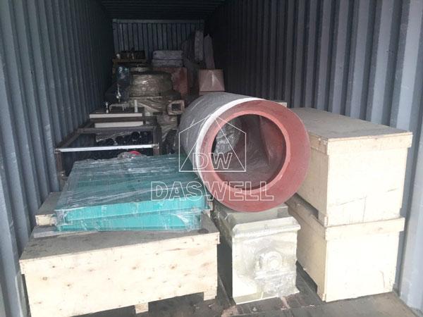 daswell coated machine