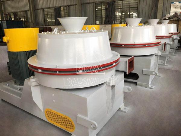 daswell machinery calcium carbonate coating machine