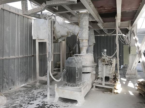 the coating machine in Egypt