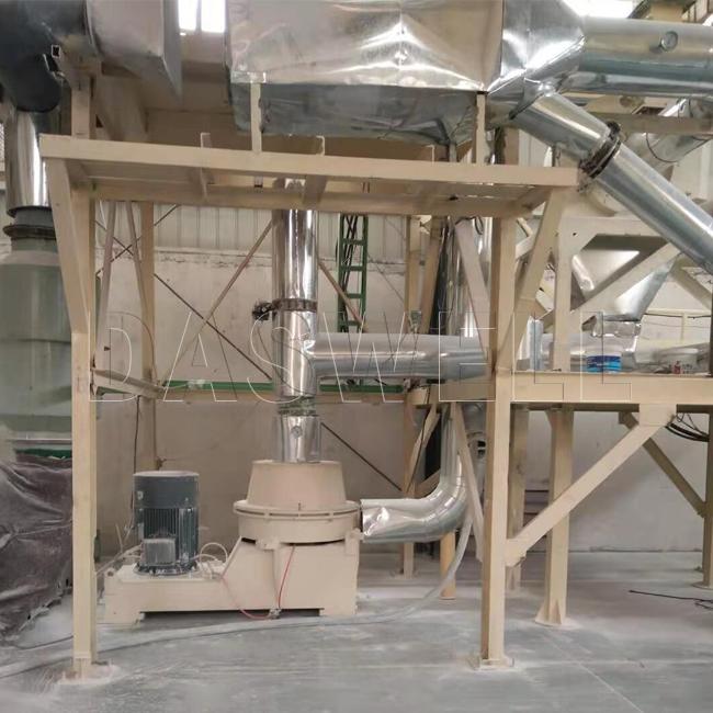 the vortex mill machine in site