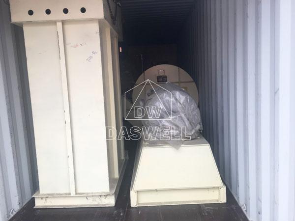 transport the vortex mill coating machine