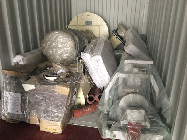 UCOAT1000 powder coating machine