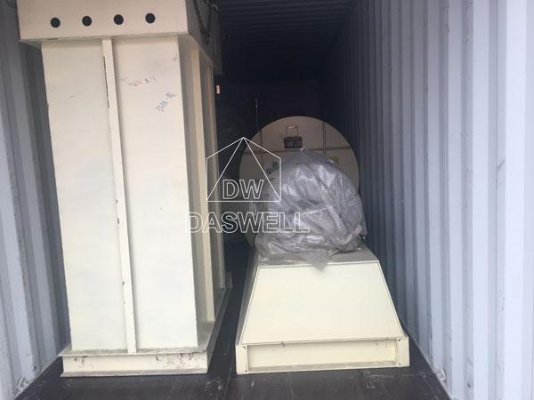 UCOAT1000 powder modification machine