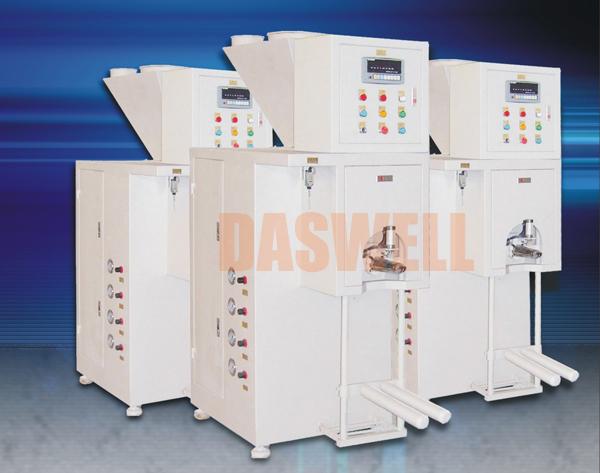 the daswaell powder packing machine